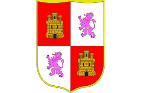 Crown of Castile and Leon banner
