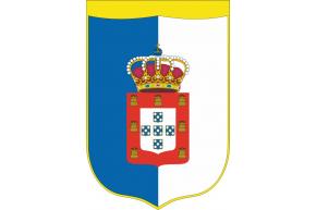 Reino de Portugal 1830 pendón