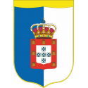 Regne de Portugal 1830 pendó