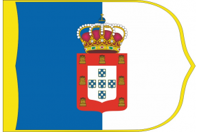 Regne de Portugal 1830 estandart