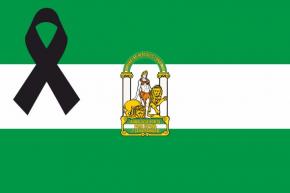 Andalucía Crespón Negro