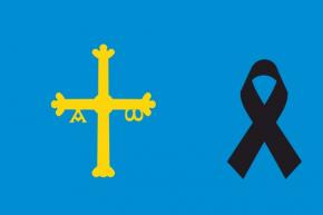 Asturias Crespón Negro
