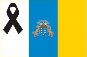 Canarias Crespón Negro