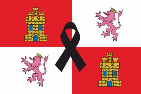 Castilla y León Crespón Negro