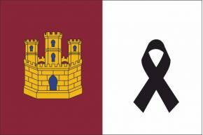 Castilla La Mancha Crespón Negro