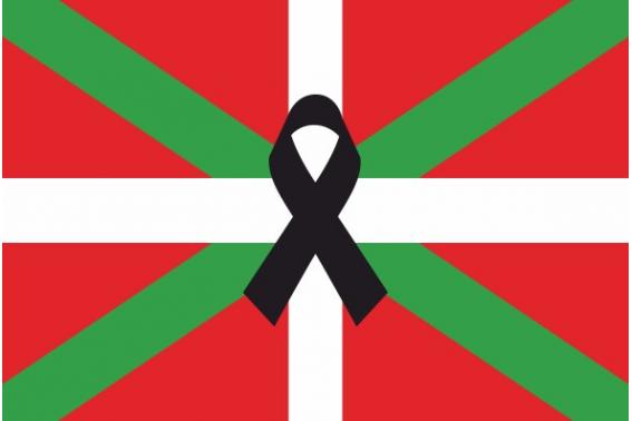 Euskadi Crespón Negro