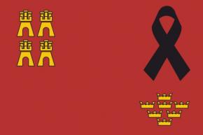 Murcia Crespón Negro