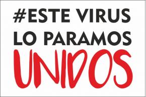 Este virus lo paramos unidos