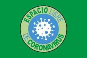 Coronavirus Free Space