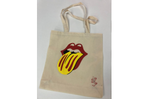 The Rolling Stones catalonia bag