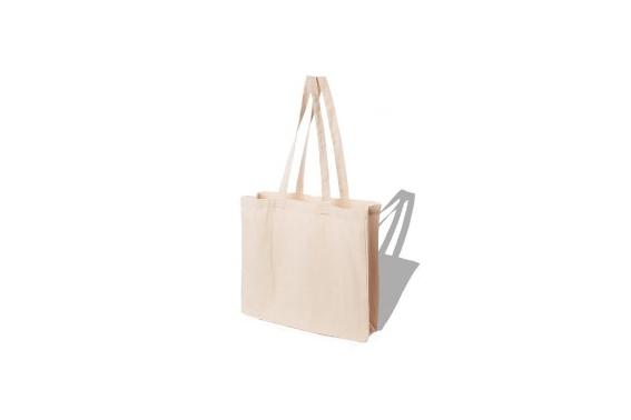 Cotton Bag LH 38x42cm 145g/m2 LH Ecru