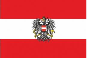 OUTLET Austria -150 x 100 cm - anillas