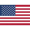 Estados unidos bordada