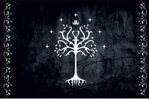 Regne de Gondor - Arbre blanc de Mines Tirith