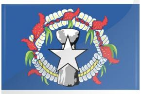 Marianas del norte