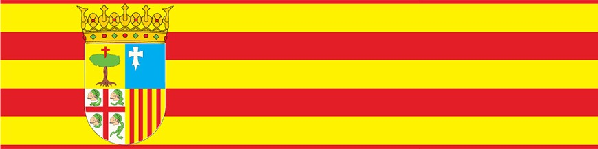 Buy Flags of Aragon