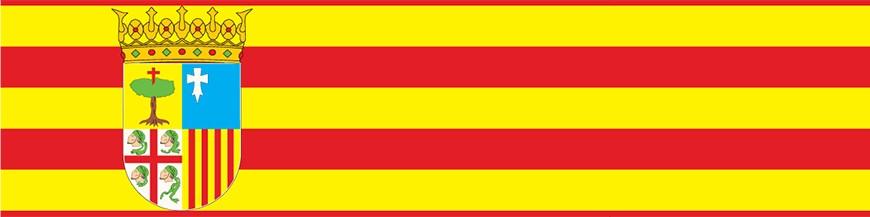 Comprar Banderas de Aragón