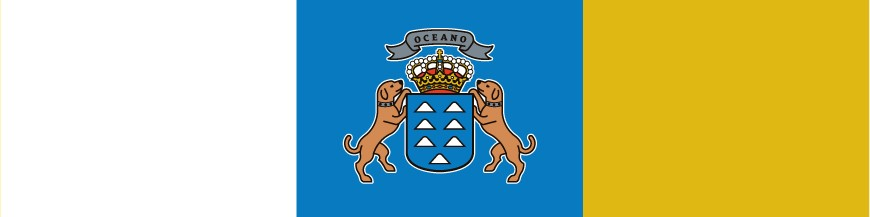 Buy Flags of the Canary Islands