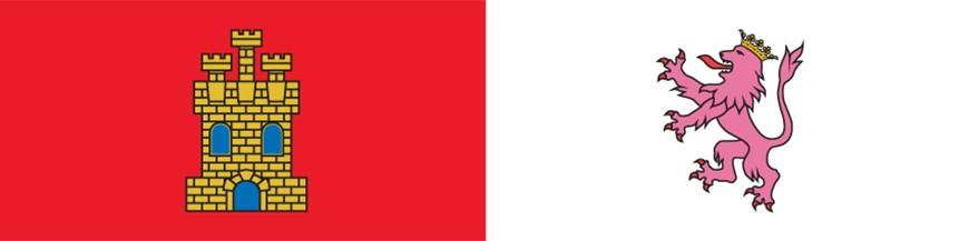 Comprar Banderas de Castilla y León