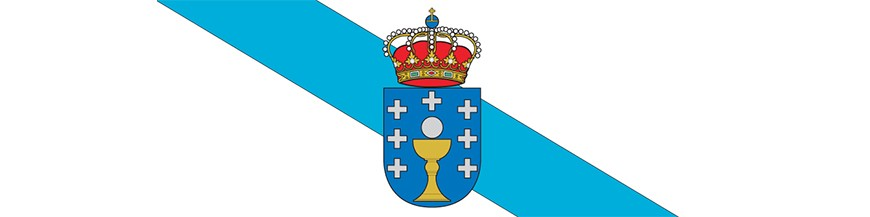 Buy Flags of Galicia