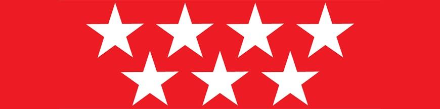 Buy Flags of Madrid