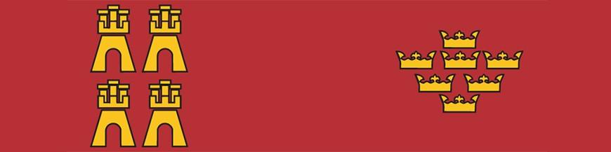 Comprar Banderas de Murcia