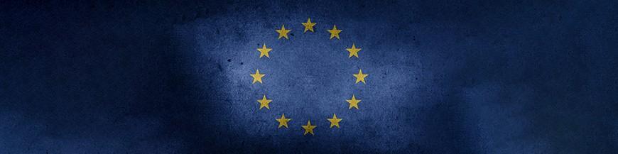 Banderes d'Europa
